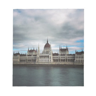 The Parlement Building Budapest, Maritha Mall Notepad