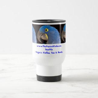 The Parrot Cafe Princess Tara 15 Ounce Travel Mug