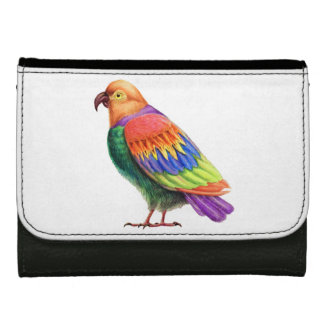 The Parrot Leather Wallet