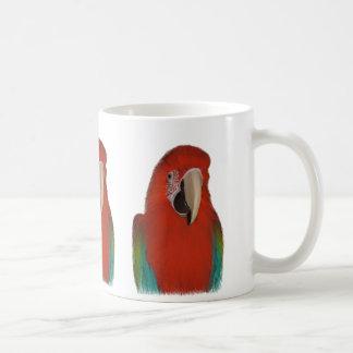 The Parrot Mug