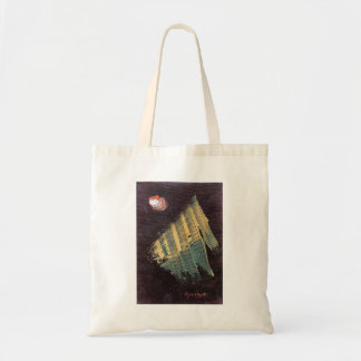 The part of the day when it is dark tote bag