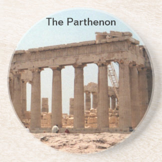 The Parthenon Coaster