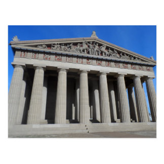 The Parthenon, Nashville Postcard