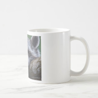 The Party Animal Classic White Coffee Mug