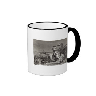 The Passage of the Delaware Ringer Coffee Mug