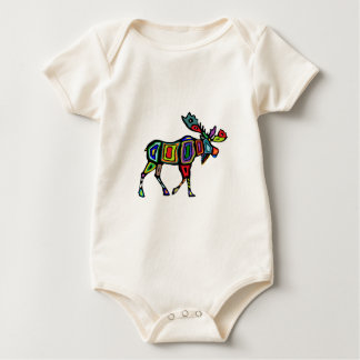 THE PASSAGE TIGHT BABY BODYSUIT