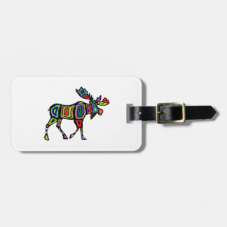 THE PASSAGE TIGHT LUGGAGE TAG