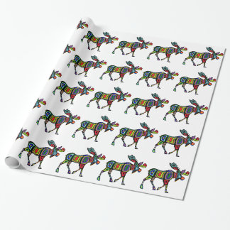 THE PASSAGE TIGHT WRAPPING PAPER
