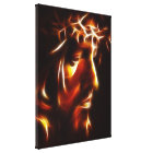 The Passion of Christ Canvas Print