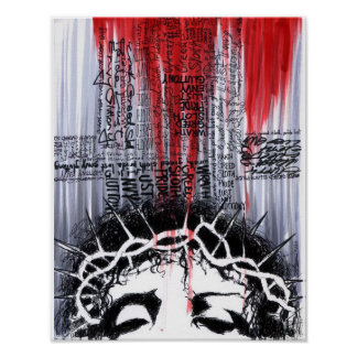 The Passion of the Christ: The Deadly Cost Poster