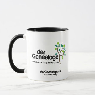 The past receive, the future… mug