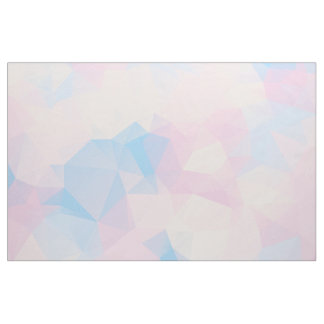 The Pastel Colors Low Poly Fabric