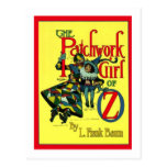The Patchwork Girl Of Oz Post Card