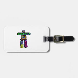 The Path Finder Luggage Tag
