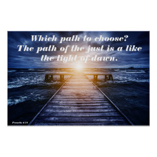 The Path of Light Poster