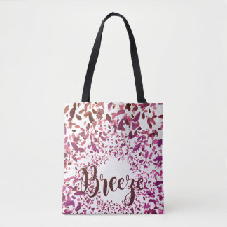 The Path of Spring - Breeze Wine Edition Tote Bag