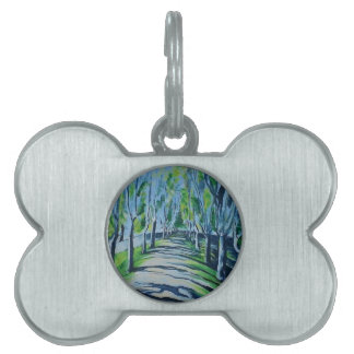 ''The Path'' Pet ID Tags
