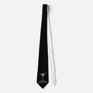 The Path to Cocktail Enlightenment Tie