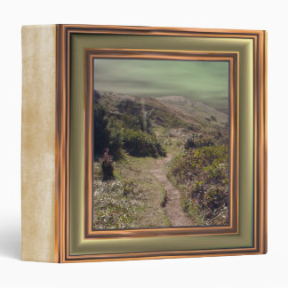 The Path Vintage Art Binder
