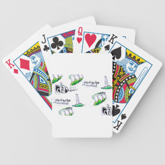 The Patriot Collection Bicycle Playing Cards