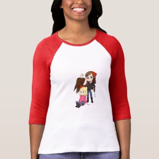 The Patriot Mom's 3/4 Sleeve Tee