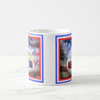 The patriot. coffee mug