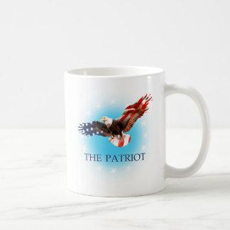 The Patriot Coffee Mugs