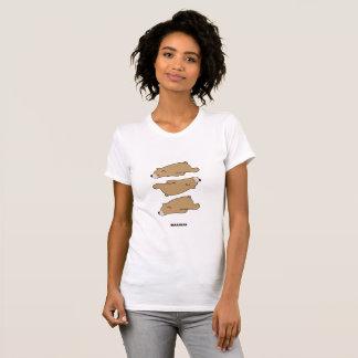 THE PATTERN - BEAR BEAR T-Shirt