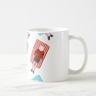 THE PATTERN - REST COFFEE MUG