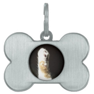 The Paw Pet ID Tag