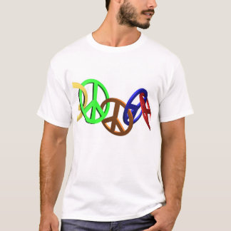 the peace chain T-Shirt