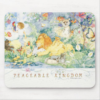 The Peaceable Kingdom Mouse Pad