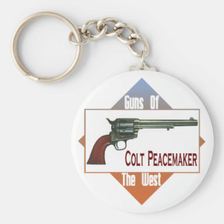 The Peacemaker Keychain