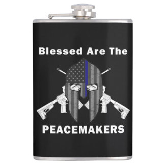 The Peacemakers Flask