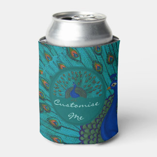 The Peacock Can Cooler