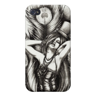The Peacock iPhone 4/4S Cases