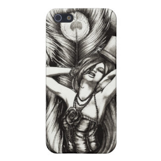 The Peacock iPhone 5/5S Cases