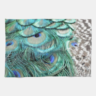 The Peacock Runner Kitchen Towel