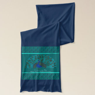 The Peacock Scarf