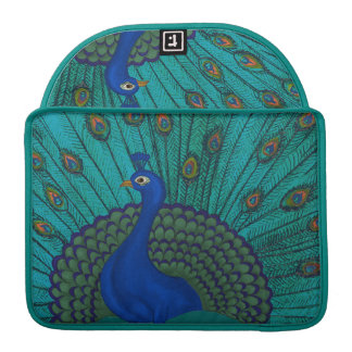 The Peacock Sleeve For MacBooks