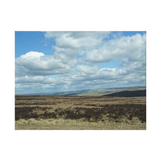 The Peak District Large Canvas