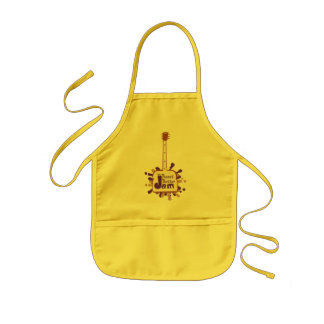 The Peanut Butter Jam Kids Apron