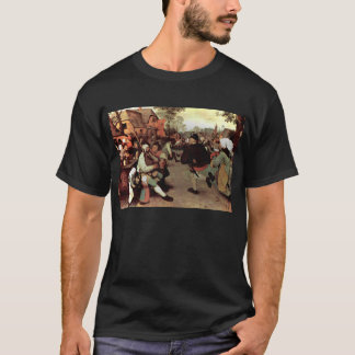The Peasant Dance - 1568 T-Shirt