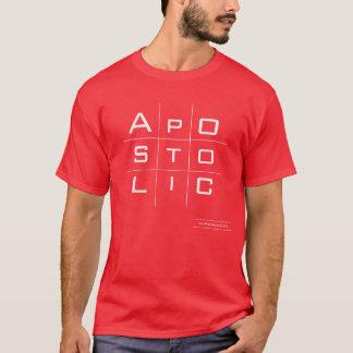 """The Peculiar People - """"APOSTOLIC"""" Logo Tee"""