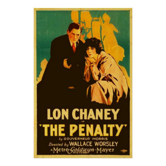 The Penalty1920 Poster