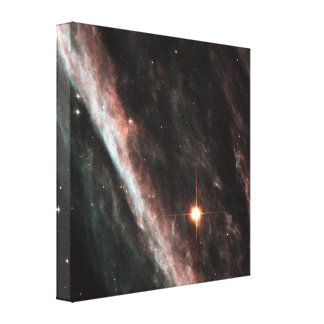 The Pencil Nebula Gallery Wrap Canvas