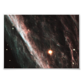 The Pencil Nebula (NGC 2736) Photo Print