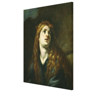 The Penitent Magdalene Canvas Print