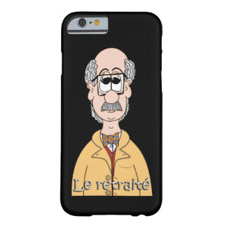 The pensioner… barely there iPhone 6 case