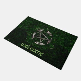 The Pentacle & The Ivy Doormat